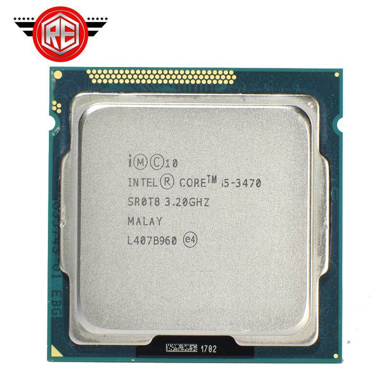 Intel Core I5 3470 3.20 GHz 5gt/S 4x256kb/6 MB L3 Socket 1155 CPU Quad-Core