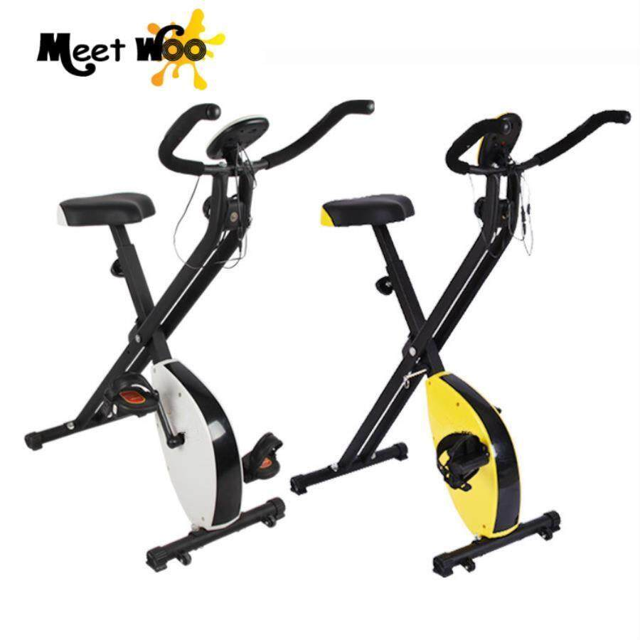 MEET WOO Mobile Bicycle Gymnasium Home Slimming Weight Loss Magnetically Controlled Vehicle Fitness Car Indoor Fitness
