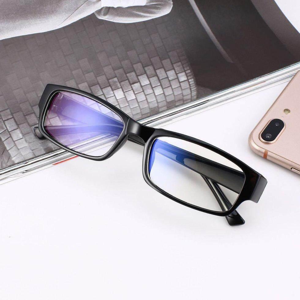 Gift Pc Tv Eye Strain Protection Glasses Vision Radiation Protection Glasses Black intl