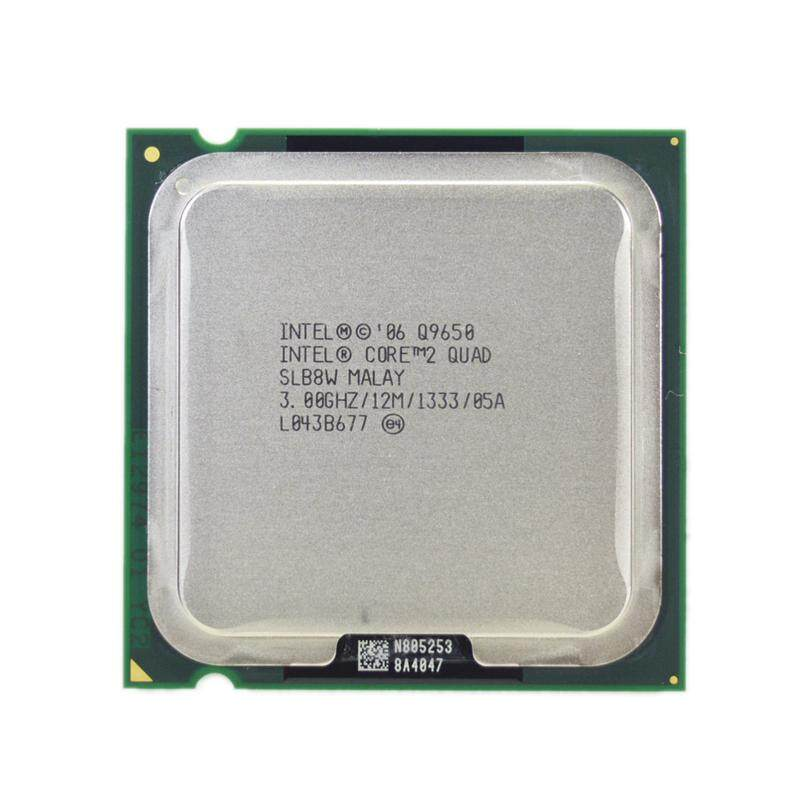 Intel Core 2 Quad Q9650 Prosesor 3.0 Ghz 12 Mb Cache Fsb 1333 Desktop Fan Lga 775 Cpu By Meizishop.