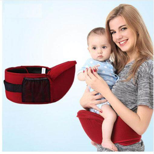 7edff9bf153 Baby Carrier Waist Stool Walkers Baby Sling Hold Waist Belt Backpack  Hipseat Belt Kids Infant Hip
