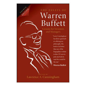 essay by warren buffett Essays of warren buffett: buffett is a genuine american folk hero, if folk heroes are allowed to build fortunes worth upward of $15 billion.