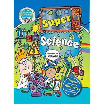 Super Science (HB) (The Wonderful World of Simon Abbott)