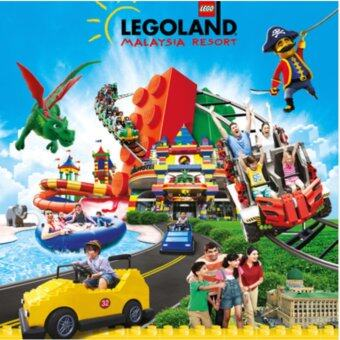 Legoland Theme Park 1 Day Pass (Adult)