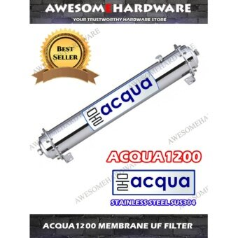 ACQUA KOREA UF1200 ULTRA FILTRATION SYSTEM UF MEMBRANE FILTER WATER PURIFIER WATER FILTER 0.01 MICRON