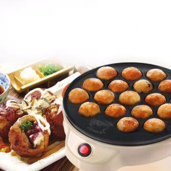 Alpha Living Takoyaki Pan Maker Pancake Maker - 18 delicious pancakes