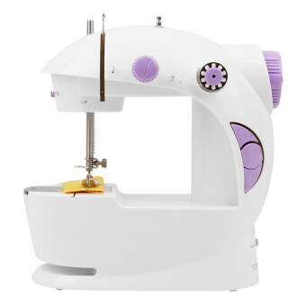 sewing machine with thread cutter