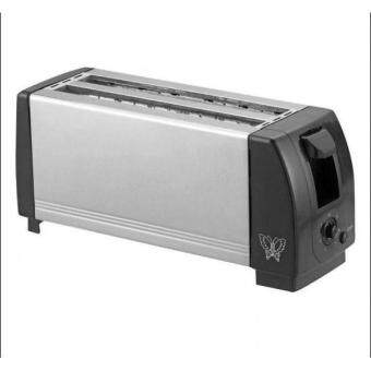 BUTTERFLY 4 SLICES STAINLESS STEEL BREAD TOASTER BT-8064