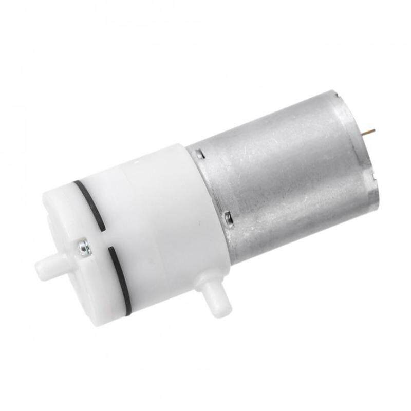 DC 12V Micro Vacuum Pump Electric Mini Air Pumping Booster for Medical Treatment Instrument - intl Singapore
