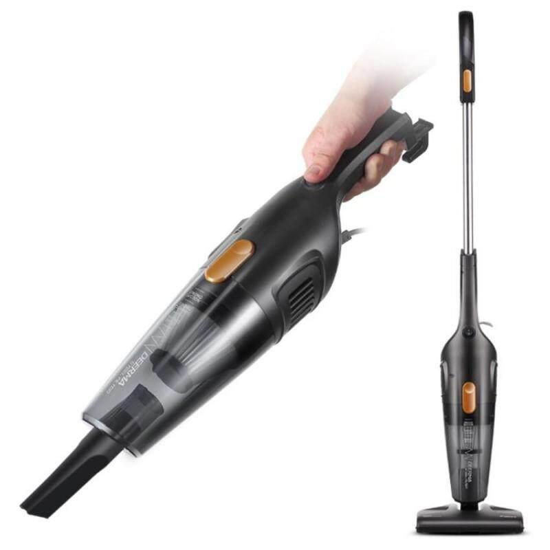 Deerma DX115S Power Motor Vacuum Cleaner Mites Cleaning Portable Stick Vacuum - intl Singapore