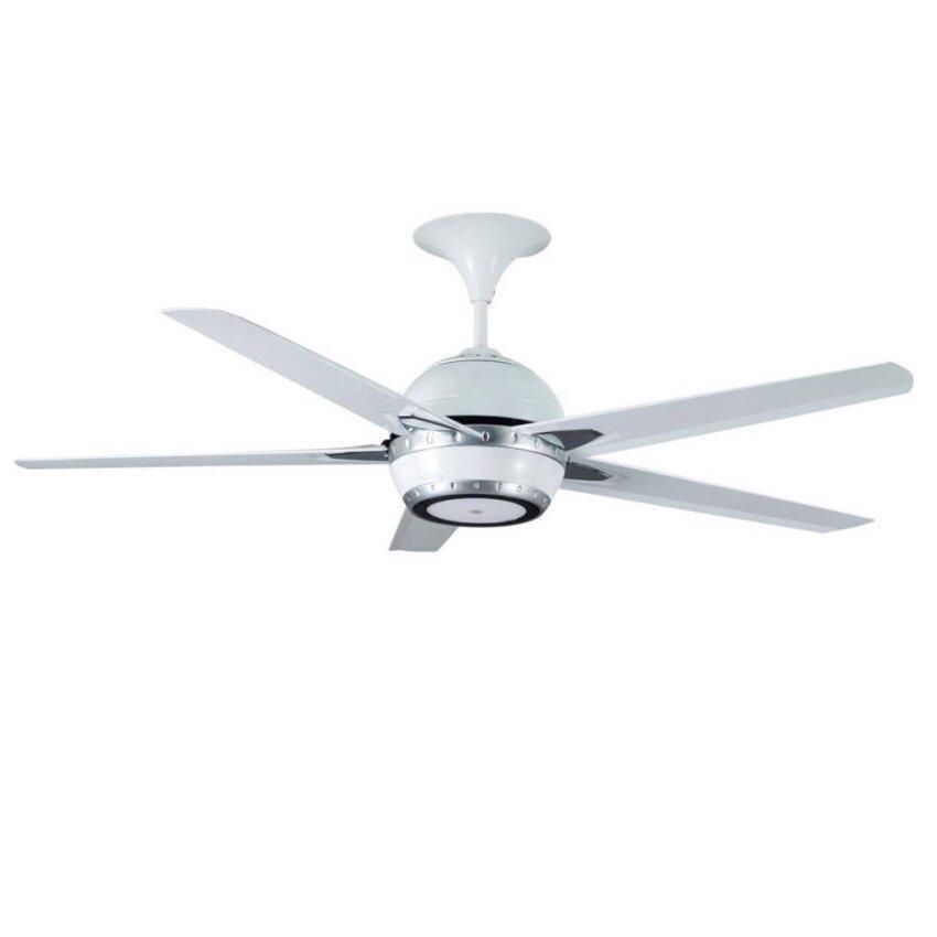 Deka ceiling fan with led light : Panasonic ceiling fan f m a white lazada malaysia