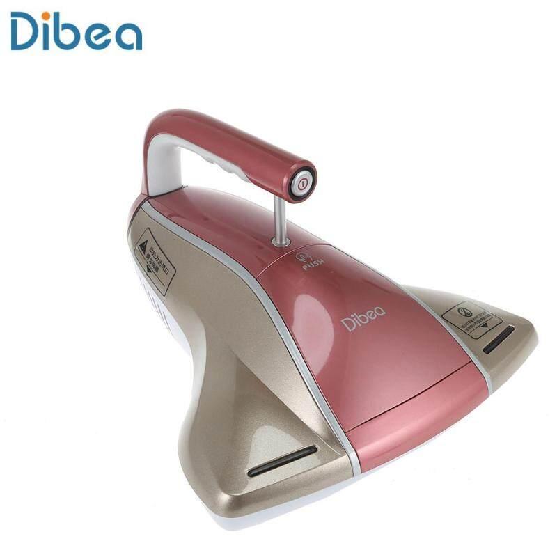 Dibea UV - 818 Handheld Ultraviolet Light Dust Mites Vacuum Cleaner (Rose Gold) - intl Singapore