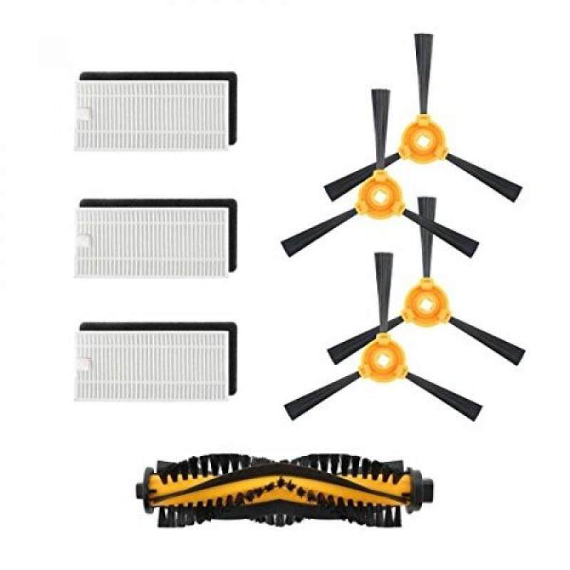 ECOVACS Accessory Kit for DEEBOT N79 Robotic Vacuum Cleaner - Filter, Brush - intl Singapore