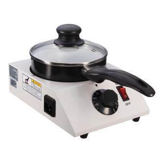 Electric Chocolate Single Melting Pot Fondue Melter Furnace Machine Kitchen Tool