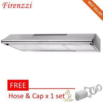 [Free Gift] Firenzzi New Slim 3 Fifth Stainless Steel Cooker Hood FH-902EX-SS