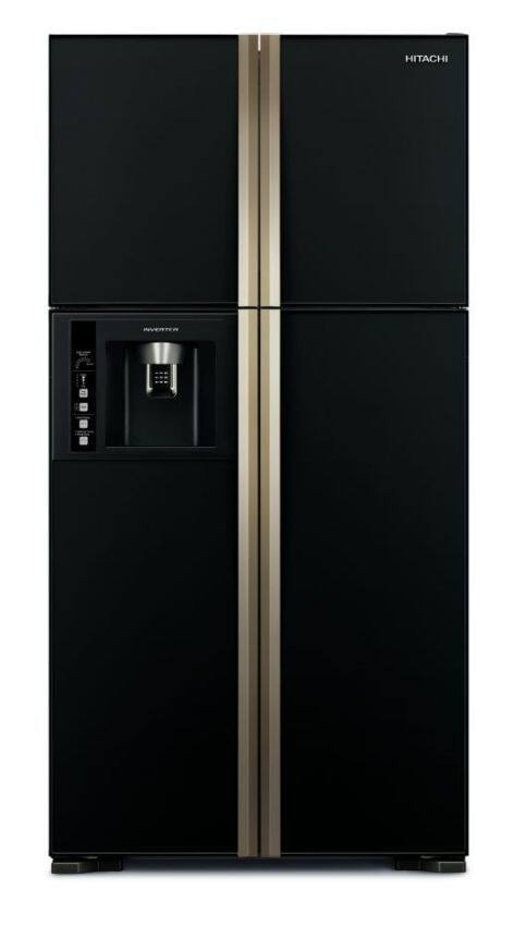 Electrolux ese5687 sb side by side fridge stainless steel for 1 door fridge malaysia