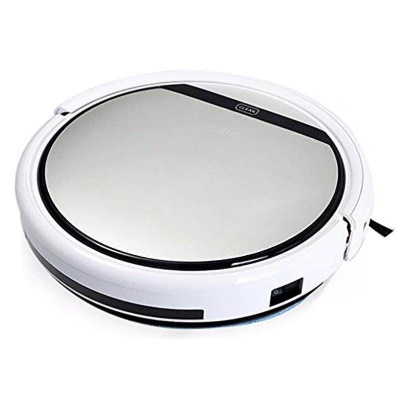 ILIFE V5 Robotic Vacuum Cleaner upgraded for All Kinds of Floor Cleaning(Gray) - intl Singapore