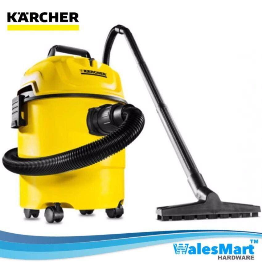 Karcher WD1 MV1 Wet Dry Vacuum Cleaner 15L 1200W Yellow