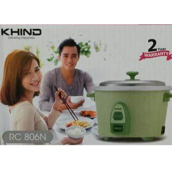 Khind Rice Cooker RC806