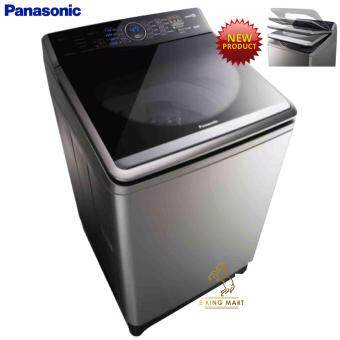 [Latest 2017] Panasonic ECONAVI INVERTER 16kg Fully Automatic Washing Machine/Washer NA-FS16V5SRT With StainMaster & Hot Water Wash*
