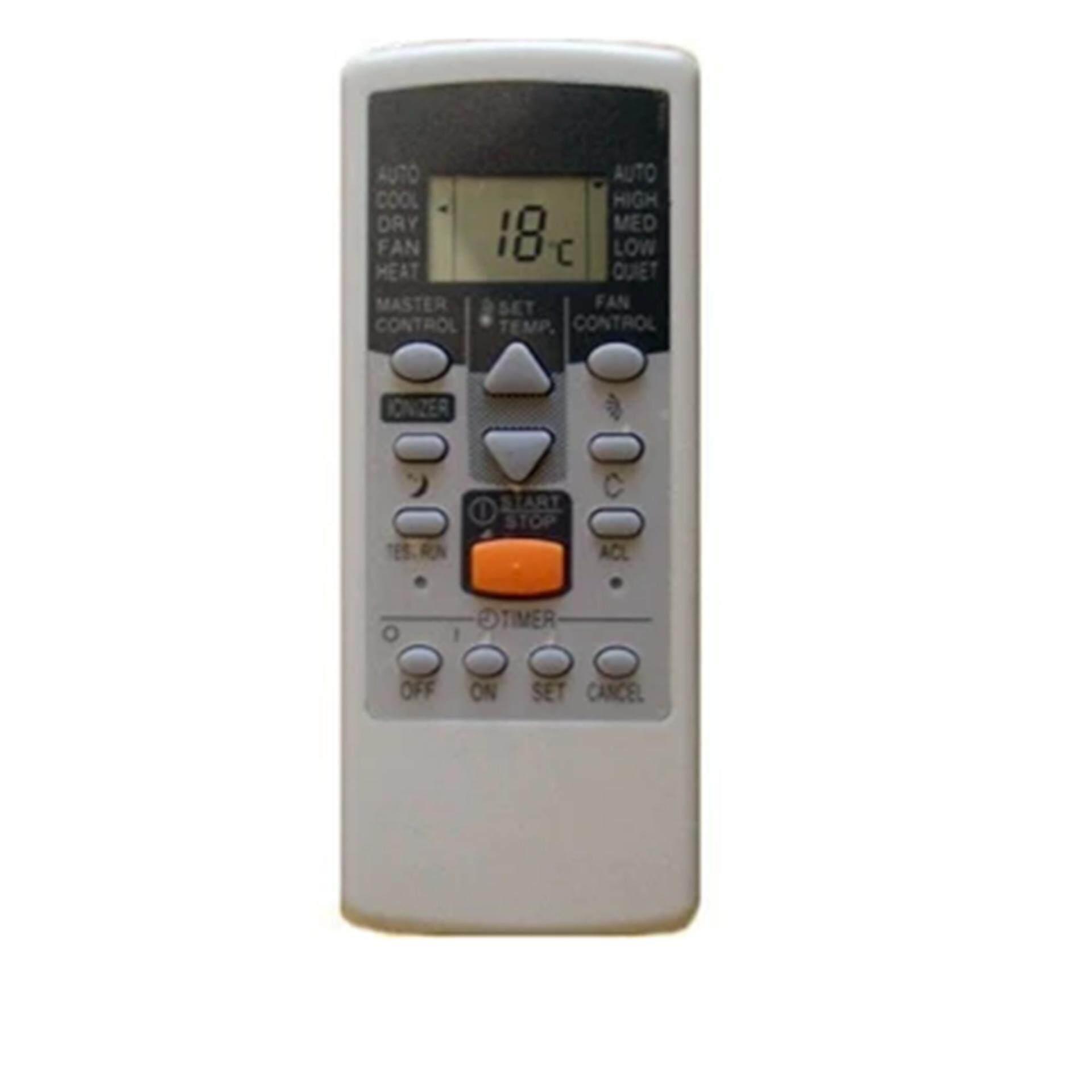 LC Replacement Fu jitsu Air Conditioner Remote Control AR-JE4 PV1 PV2 PV4 JE5 JE6 JE7 - intl