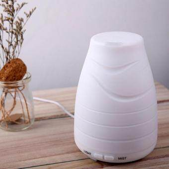 leegoal 100ml Essential Oil Diffuser,Portable Ultrasonic Aroma CoolMist Air Humidifier Purifiers With 7 Color