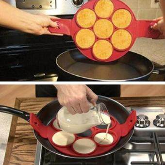 Moonar Nonstick Pancake Maker Egg Ring Maker Kitchen