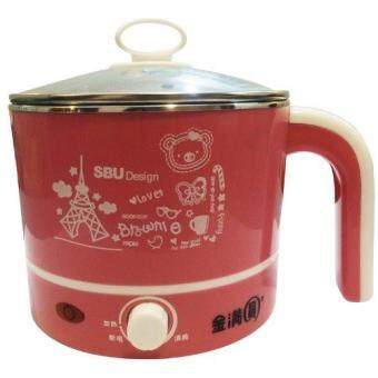 Multifunction Electric Hot Pot Cooker 1.5L