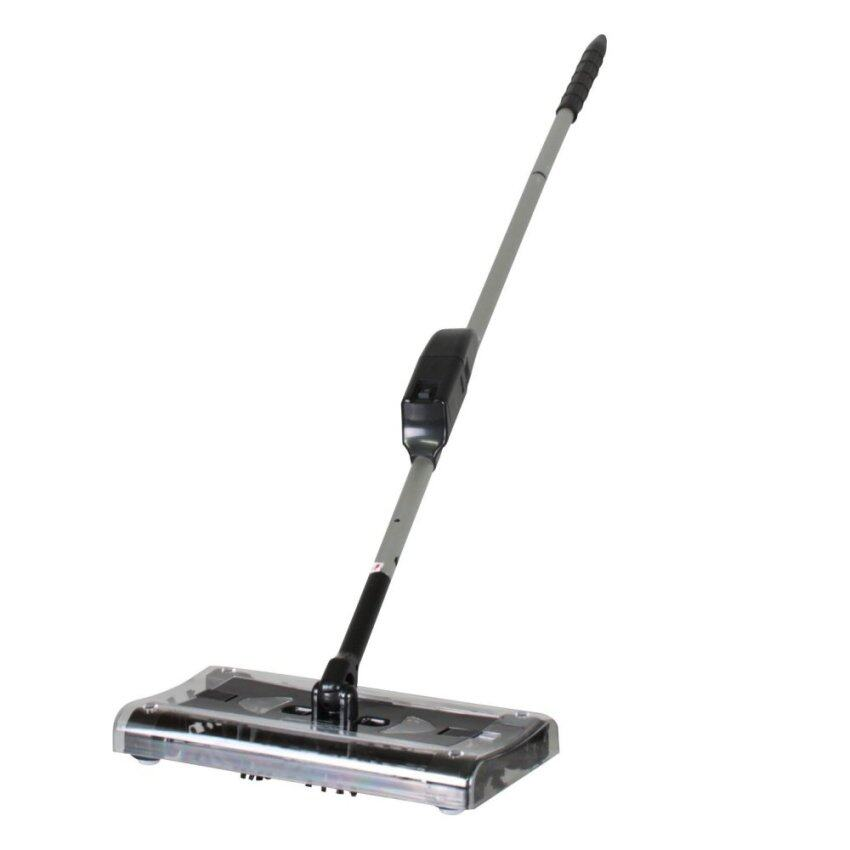 Portable Electric Vacuum Cleaners : Portable sweeper broom vacuum cleaner rotate lazada