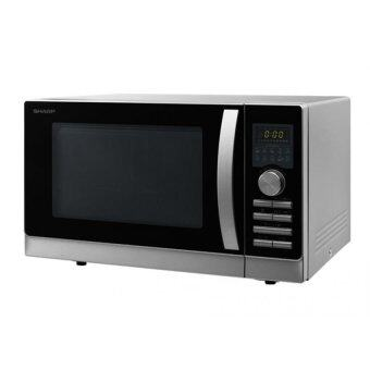 This Instant Sharp R850zs Double Grill Convection Microwave Oven