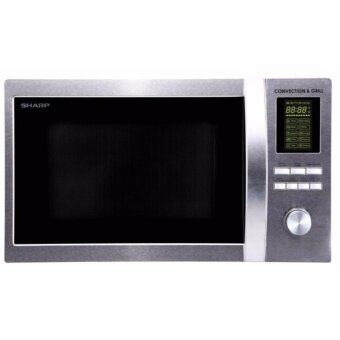Sharp R854ast 32l Convection Microwave Oven With Infrared Grill