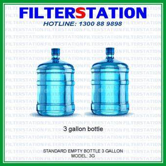 STANDARD EMPTY BOTTLE 3 GALLON WATER FILTER WATER DISPENSER WATERPURIFIER