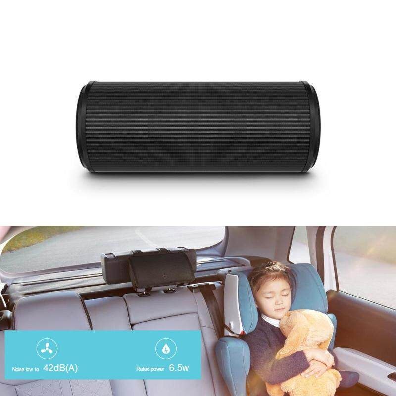 Xiaomi Mijia Car Auto Air Purifier 60m�/h CADR Oxygen Bar Ionizer Freshener Vehicle ANION PM2.5 Air Cleaner Purifier Smartphone Remote Control - intl Singapore