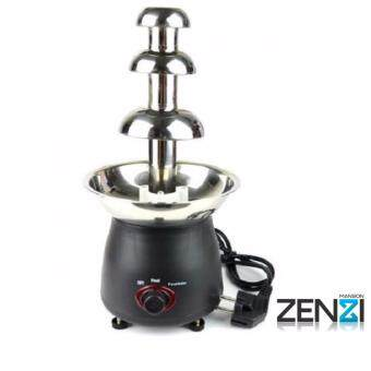 ZENZi - Chocolate Fountain Machine Stainless Steel - Small