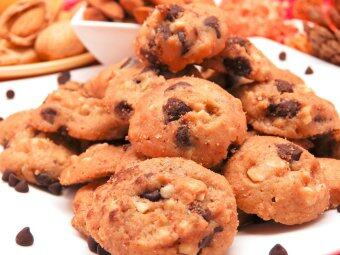 Chocolate Chip Cookies (180g)