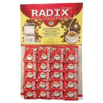 HPA Coffee Radix Papan 20 x 23g