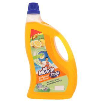 MM-KKLN FLOOR CLEANER LEMON 3L