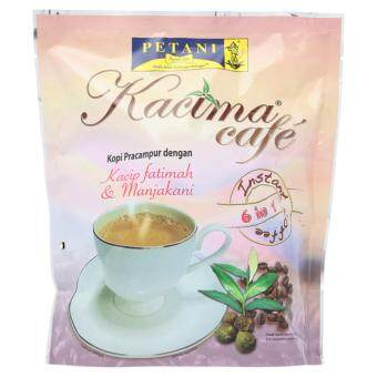 Petani Kacima Cafe 6 in 1 Instant Coffee 20 x 25g