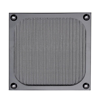 120mm PC Computer Fan Cooling Dustproof Dust Filter Case AluminumGrill Popular