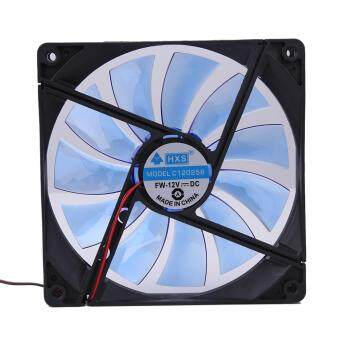 12V 4Pin 140mm 140x25mm Brushless Computer Cooling Fan SleeveBearing