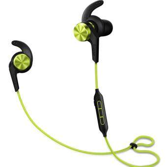 1MORE iBFree Bluetooth Wireless Headset Earhook Stereo SportsEarphone with Mic - Green