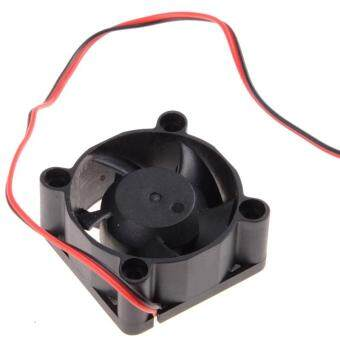 2 Pin 4cm 40x40x20mm Computer Brushless Cooling Fan PC DC 12VInverter Fan P0.38