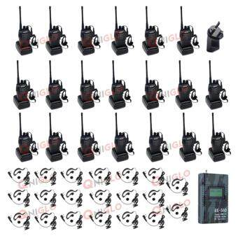 20 Units Baofeng BF-888S Walkie Talkie with a Free Frequency Tester