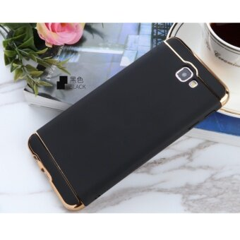 3in1 Ultra-thin Electroplated PC Back Cover Case for Samsung GalaxyJ7 Prime / Galaxy On7 (2016)