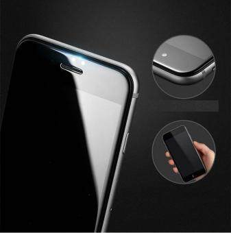 4D Full Curved Cover 9H Tempered Glass Film Screen Protector&Free 3D Carbon Fiber Back Film For Apple iPhone 7 Plus