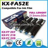**4Rolls** Panasonic 52E /  KX-FA52E High Quality Compatible Fax Ink Film For Panasonic KXFP207 / 228 / 218 / KX-FC 228 / KX-FP 207 / KX-FP 218 Fax Machine