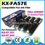 **4Rolls** Panasonic 57E /  KX-FA57E Compatible Fax Ink Film / Carbon / Ribbon For Panasonic 343 / 701 / KX-FP343 / KX-FP701ML Fax printer
