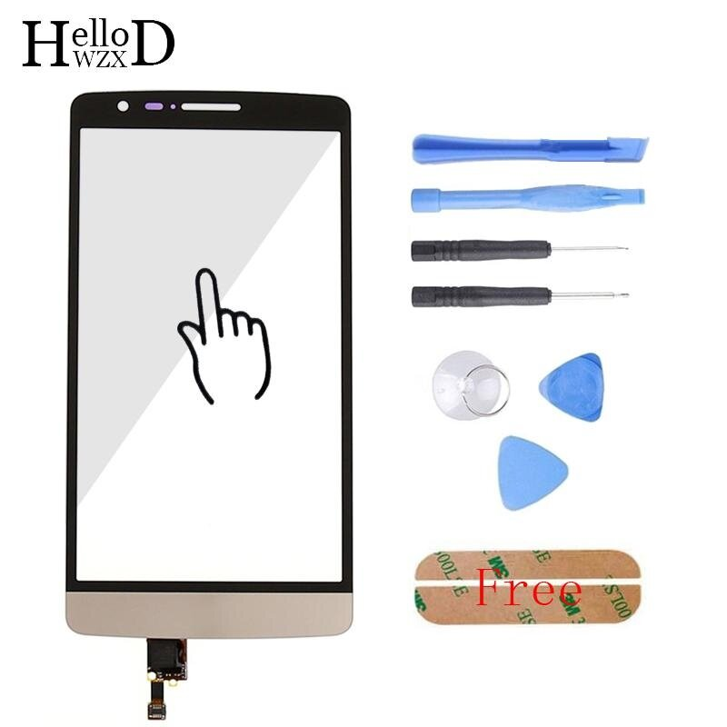 New Front Glass Lens Touch Screen Digitizer Panel Lens Repair No Lcd For Apple Iphone 4