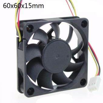 60mm 3Pins 12V PC CPU Host Chassis Computer Case IDE Fan CoolingCooler