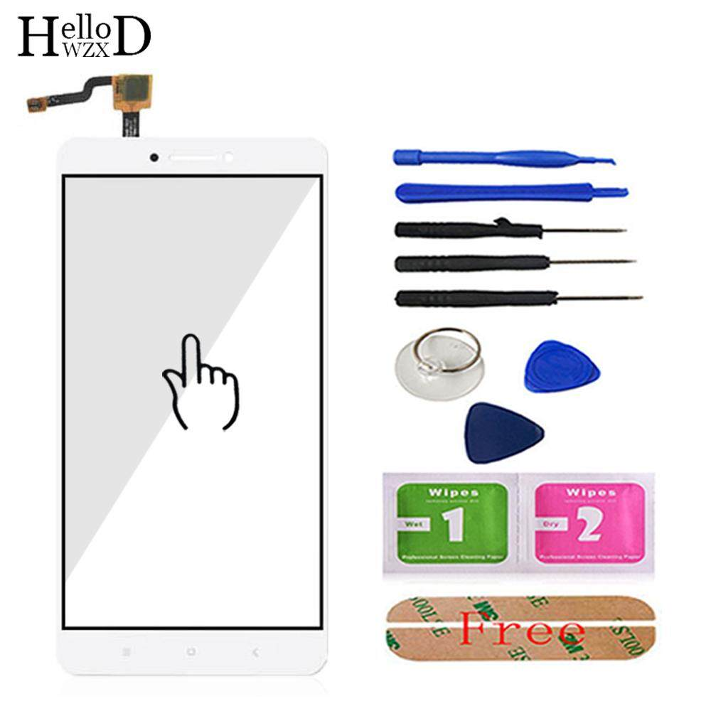 6.44'' Touch Glass For Xiaomi Mi Max 2 Touch Screen Glass Digitizer Panel Front